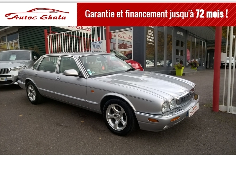 Jaguar XJ8 4.0 V8  BA SOVEREIGN Essence GRIS C Occasion à vendre