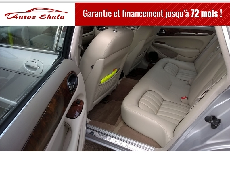 Photo 9 de l'offre de JAGUAR XJ8 4.0 V8  BA SOVEREIGN à 24970€ chez Autos Shala