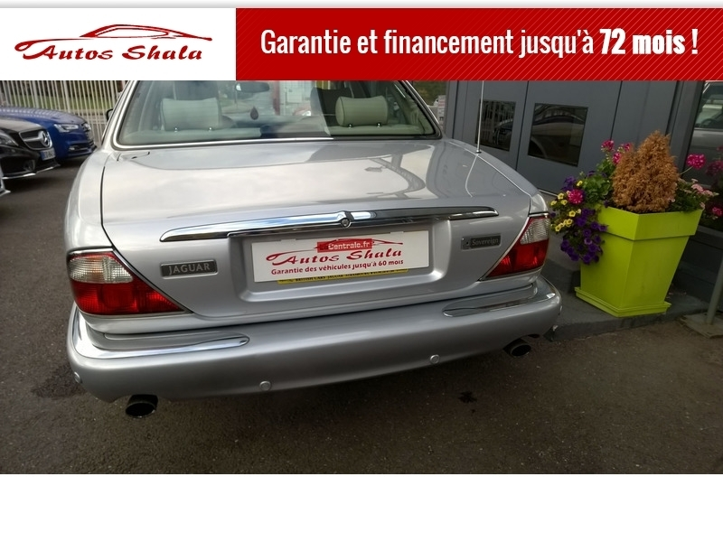 Photo 15 de l'offre de JAGUAR XJ8 4.0 V8  BA SOVEREIGN à 24970€ chez Autos Shala