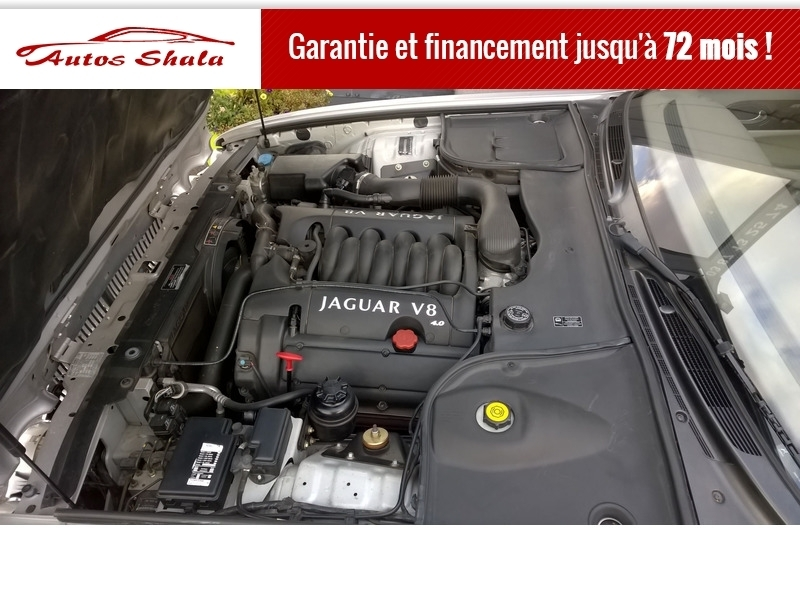 Photo 17 de l'offre de JAGUAR XJ8 4.0 V8  BA SOVEREIGN à 24970€ chez Autos Shala