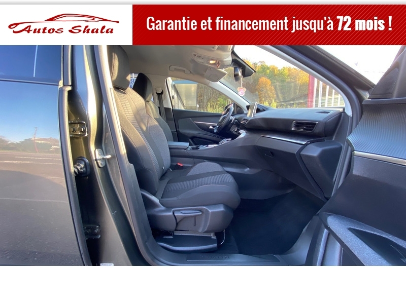 Photo 2 de l'offre de PEUGEOT 3008 1.6 BLUEHDI 120CH ACTIVE BUSINESS S&S EAT6 à 16970€ chez Autos Shala