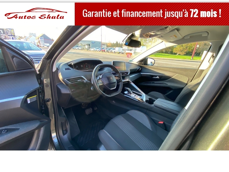 Photo 4 de l'offre de PEUGEOT 3008 1.6 BLUEHDI 120CH ACTIVE BUSINESS S&S EAT6 à 16970€ chez Autos Shala