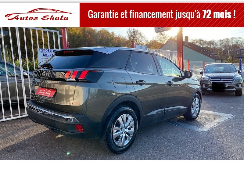 Photo 5 de l'offre de PEUGEOT 3008 1.6 BLUEHDI 120CH ACTIVE BUSINESS S&S EAT6 à 16970€ chez Autos Shala