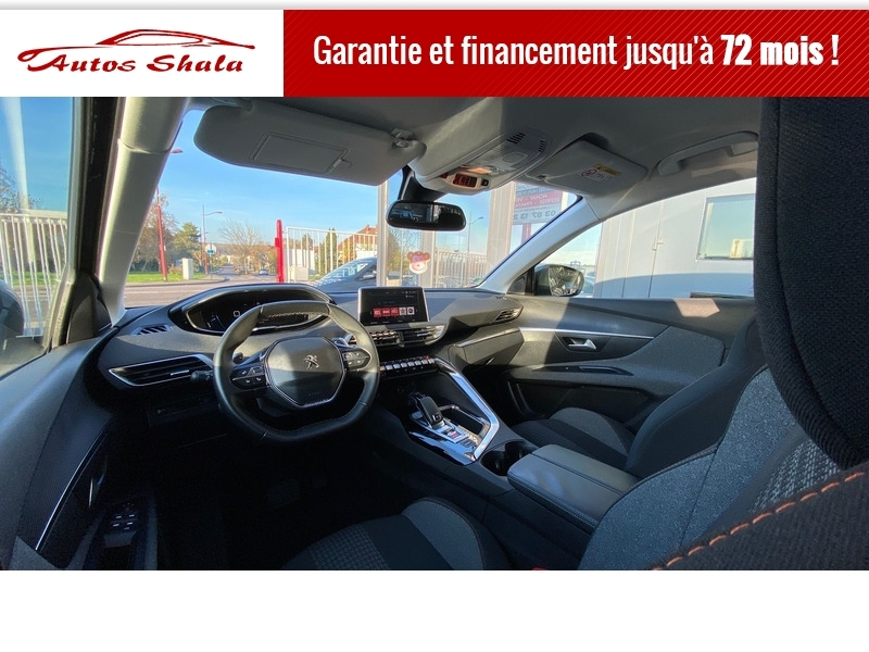 Photo 7 de l'offre de PEUGEOT 3008 1.6 BLUEHDI 120CH ACTIVE BUSINESS S&S EAT6 à 16970€ chez Autos Shala