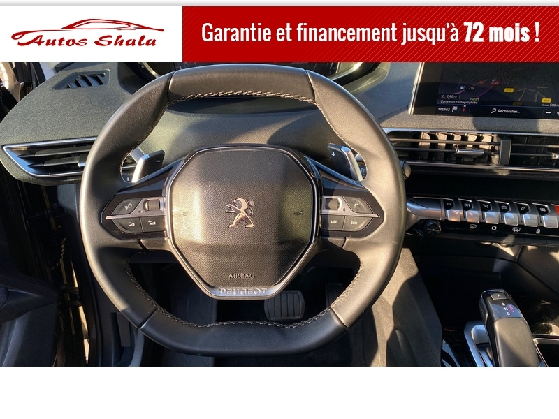 Photo 8 de l'offre de PEUGEOT 3008 1.6 BLUEHDI 120CH ACTIVE BUSINESS S&S EAT6 à 16970€ chez Autos Shala