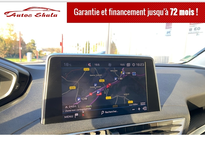 Photo 9 de l'offre de PEUGEOT 3008 1.6 BLUEHDI 120CH ACTIVE BUSINESS S&S EAT6 à 16970€ chez Autos Shala
