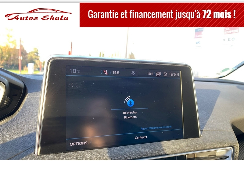 Photo 10 de l'offre de PEUGEOT 3008 1.6 BLUEHDI 120CH ACTIVE BUSINESS S&S EAT6 à 16970€ chez Autos Shala