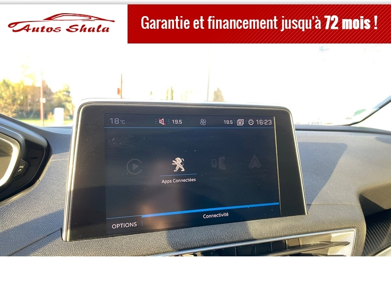 Photo 11 de l'offre de PEUGEOT 3008 1.6 BLUEHDI 120CH ACTIVE BUSINESS S&S EAT6 à 16970€ chez Autos Shala