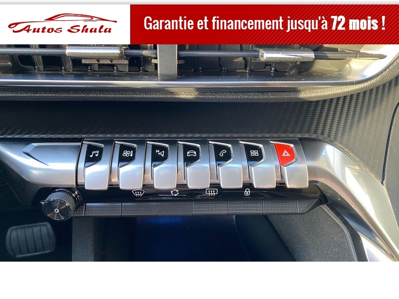 Photo 13 de l'offre de PEUGEOT 3008 1.6 BLUEHDI 120CH ACTIVE BUSINESS S&S EAT6 à 16970€ chez Autos Shala