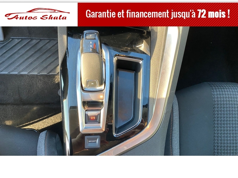 Photo 14 de l'offre de PEUGEOT 3008 1.6 BLUEHDI 120CH ACTIVE BUSINESS S&S EAT6 à 16970€ chez Autos Shala