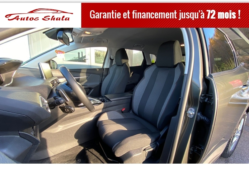 Photo 15 de l'offre de PEUGEOT 3008 1.6 BLUEHDI 120CH ACTIVE BUSINESS S&S EAT6 à 16970€ chez Autos Shala