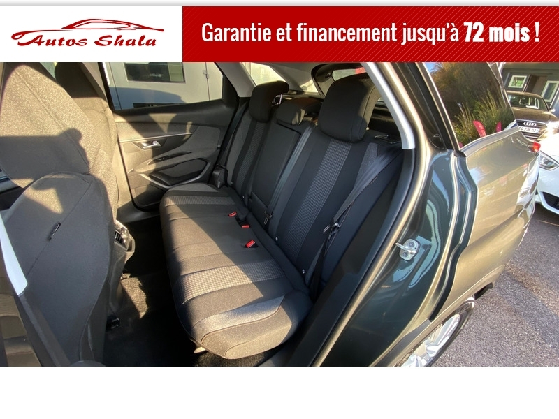 Photo 16 de l'offre de PEUGEOT 3008 1.6 BLUEHDI 120CH ACTIVE BUSINESS S&S EAT6 à 16970€ chez Autos Shala