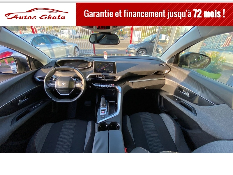 Photo 17 de l'offre de PEUGEOT 3008 1.6 BLUEHDI 120CH ACTIVE BUSINESS S&S EAT6 à 16970€ chez Autos Shala