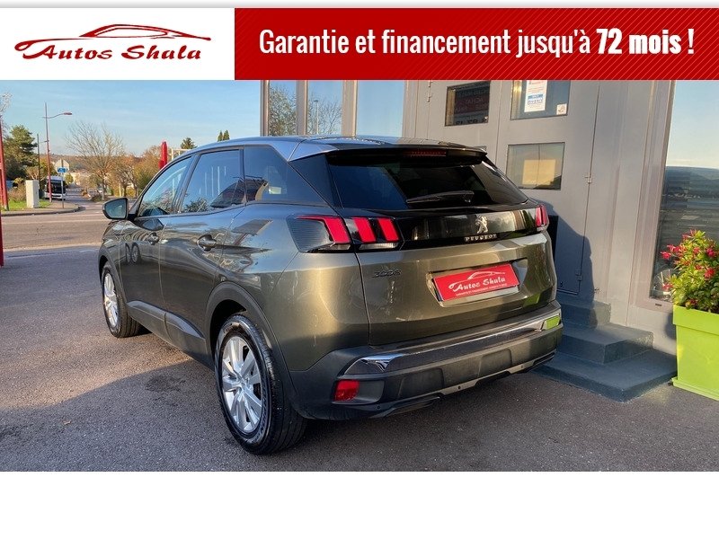 Photo 19 de l'offre de PEUGEOT 3008 1.6 BLUEHDI 120CH ACTIVE BUSINESS S&S EAT6 à 16970€ chez Autos Shala