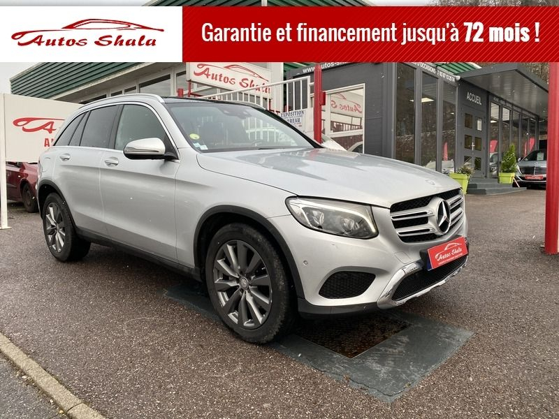 Photo 1 de l'offre de MERCEDES-BENZ GLC 250 D 204CH FASCINATION 4MATIC 9G-TRONIC à 34970€ chez Autos Shala