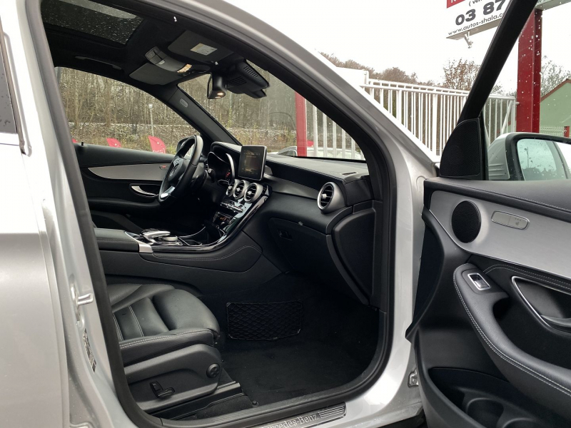 Photo 5 de l'offre de MERCEDES-BENZ GLC 250 D 204CH FASCINATION 4MATIC 9G-TRONIC à 34970€ chez Autos Shala