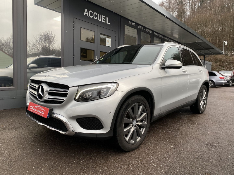 Photo 6 de l'offre de MERCEDES-BENZ GLC 250 D 204CH FASCINATION 4MATIC 9G-TRONIC à 34970€ chez Autos Shala