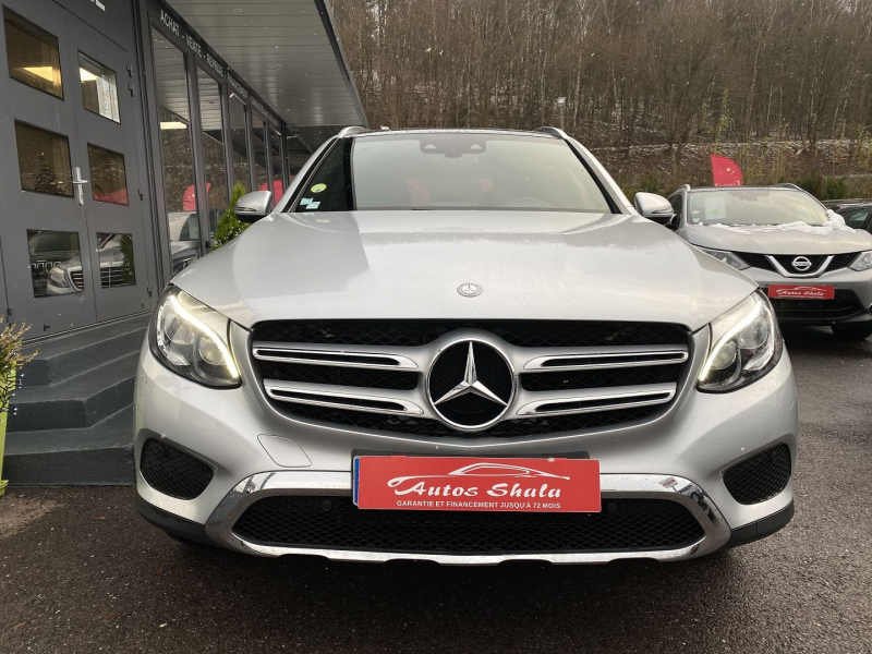 Photo 7 de l'offre de MERCEDES-BENZ GLC 250 D 204CH FASCINATION 4MATIC 9G-TRONIC à 34970€ chez Autos Shala