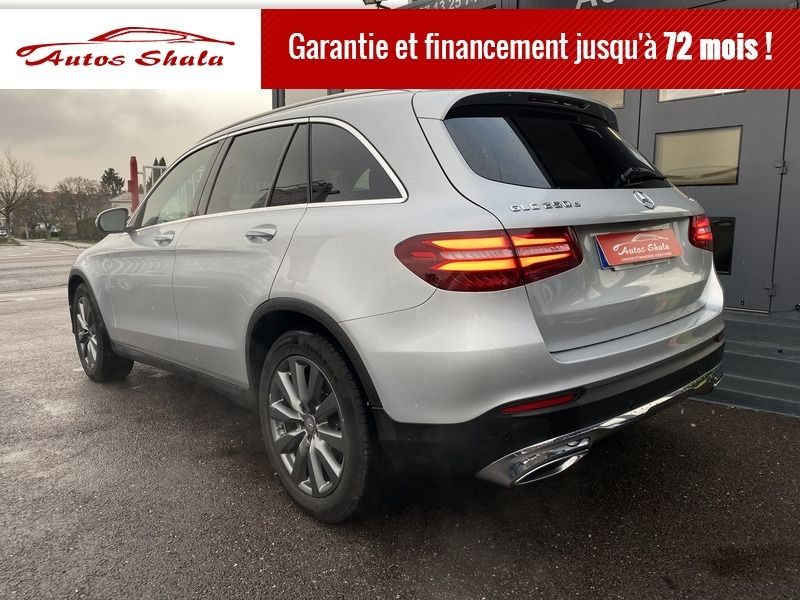 Photo 20 de l'offre de MERCEDES-BENZ GLC 250 D 204CH FASCINATION 4MATIC 9G-TRONIC à 34970€ chez Autos Shala