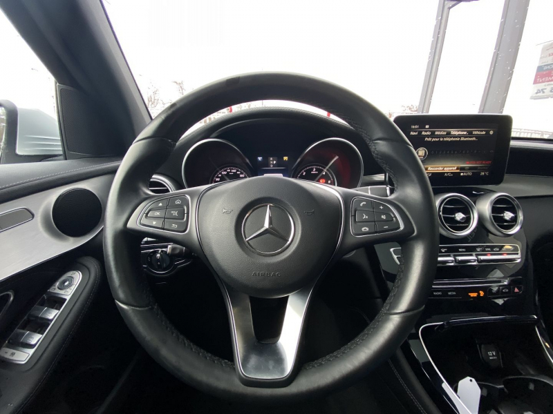 Photo 22 de l'offre de MERCEDES-BENZ GLC 250 D 204CH FASCINATION 4MATIC 9G-TRONIC à 34970€ chez Autos Shala