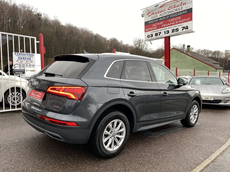 Photo 2 de l'offre de AUDI Q5 2.0 TDI 190CH BUSINESS EXECUTIVE QUATTRO S TRONIC 7 à 34970€ chez Autos Shala