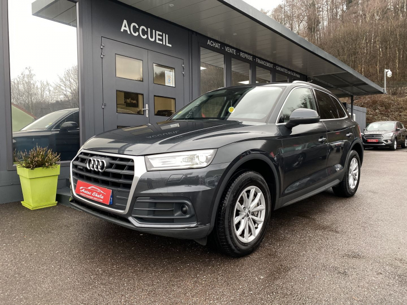 Photo 6 de l'offre de AUDI Q5 2.0 TDI 190CH BUSINESS EXECUTIVE QUATTRO S TRONIC 7 à 34970€ chez Autos Shala