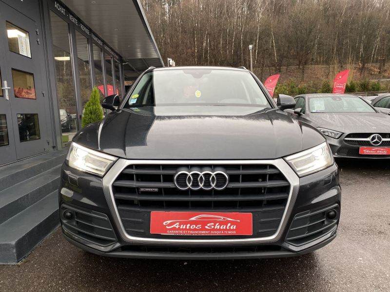 Photo 7 de l'offre de AUDI Q5 2.0 TDI 190CH BUSINESS EXECUTIVE QUATTRO S TRONIC 7 à 34970€ chez Autos Shala
