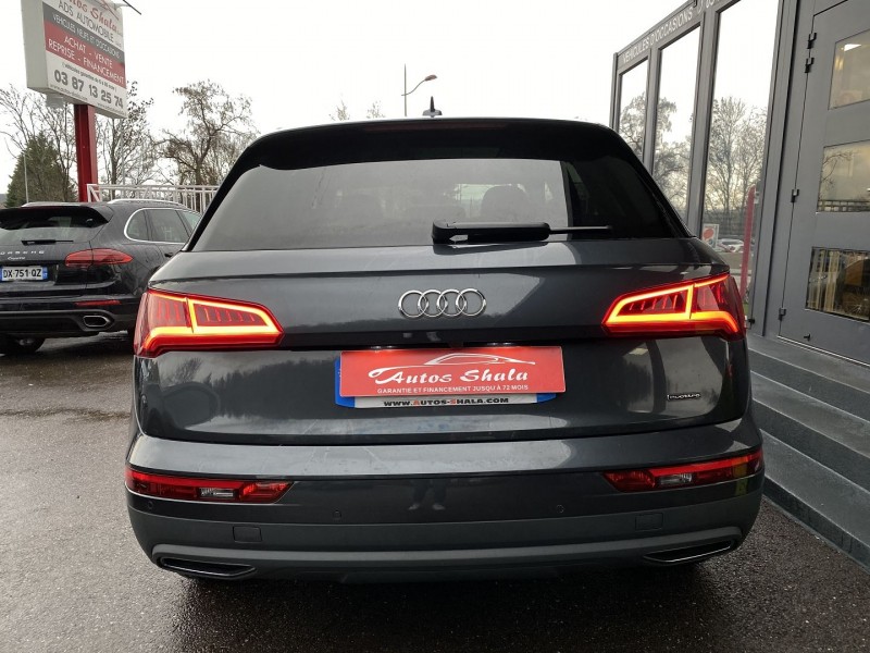 Photo 8 de l'offre de AUDI Q5 2.0 TDI 190CH BUSINESS EXECUTIVE QUATTRO S TRONIC 7 à 34970€ chez Autos Shala