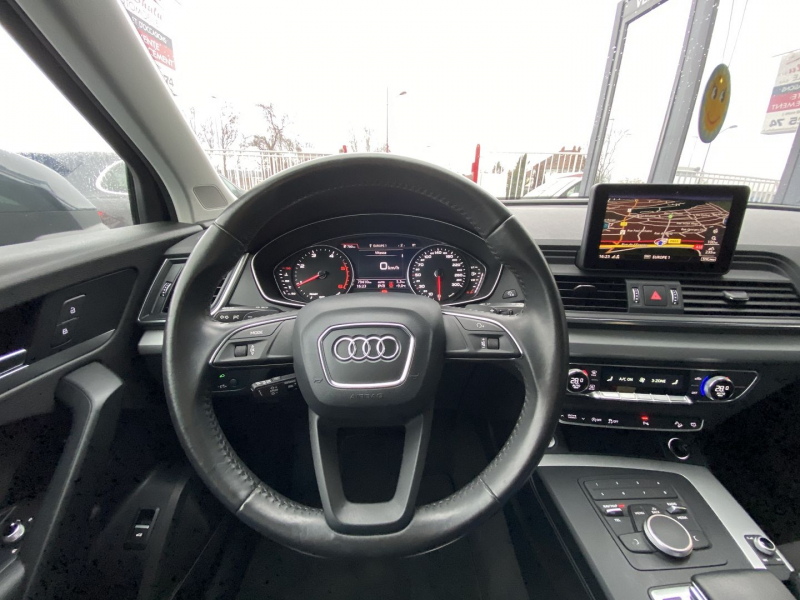Photo 11 de l'offre de AUDI Q5 2.0 TDI 190CH BUSINESS EXECUTIVE QUATTRO S TRONIC 7 à 34970€ chez Autos Shala